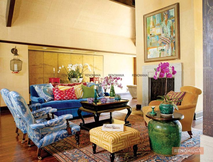 Top interior designers the eclectic style of martyn lawrence bullard