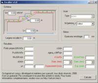 Visual Basic / VB.NET : Logiciel escalier - calcul béton armé - CodeS SourceS