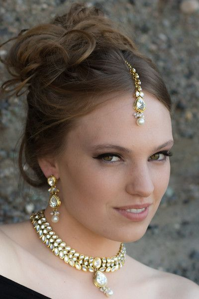 Unique & Authentic Indian Wedding Jewellery Sets   HindiIndie.com