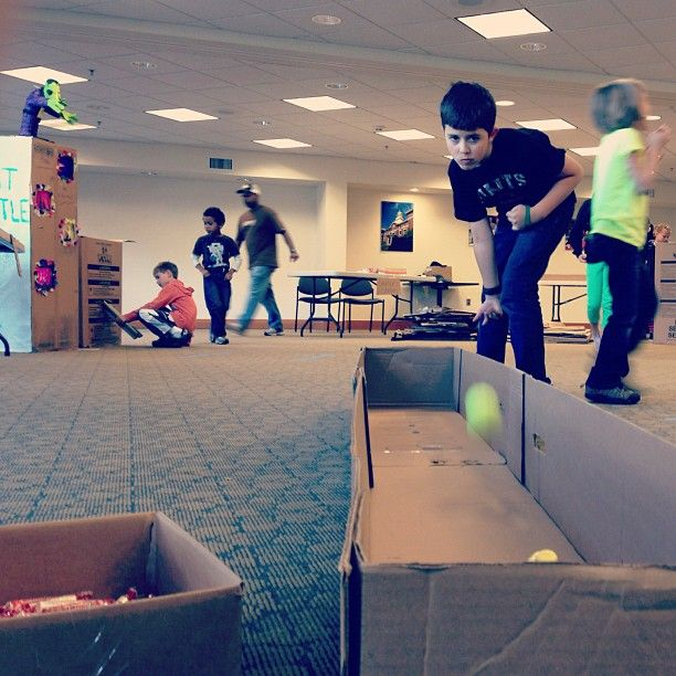 From the Organizer: Caine's Arcade Cardboard Challenge Wrap-Up