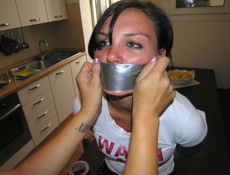 Xylentum Best Friend Bound And Tape Gagged Selfgags