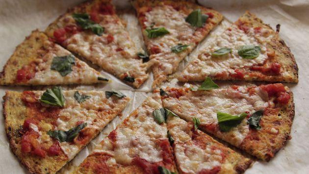 Get Cauliflower Crust Pizza Recipe from Food Network