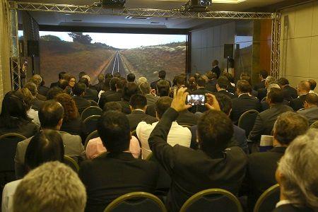Governo do Paraná apresenta projeto de nova ferrovia