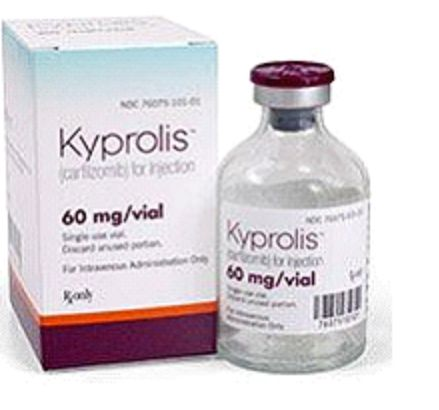 Super Specialities Pharma supplies Kyprolis in india, it is an injection is approved to treat patients with multiple myeloma who have received at least 2 prior therapies. For more info Visit: http://specialitiespharma.com/product/kyprolis-2/