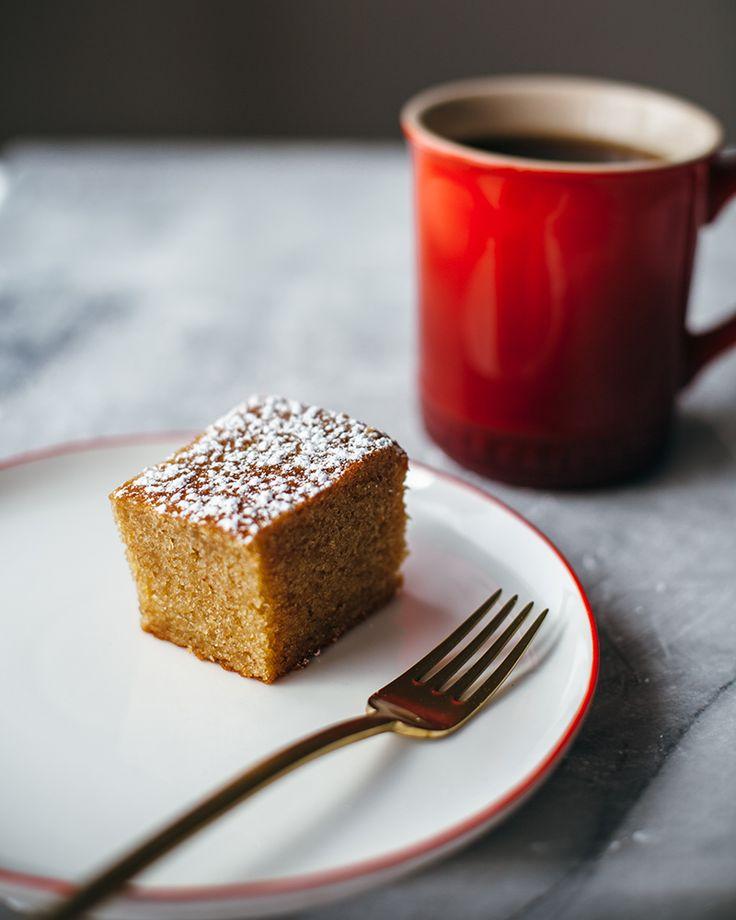 Peanutbutter Picnic Cake Recipe