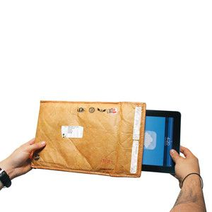 Undercover Tablet Sleeve now featured on Fab.