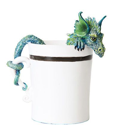 Look what I found on #zulily! Good Morning Dragon Figurine by Pacific Trading #zulilyfinds
