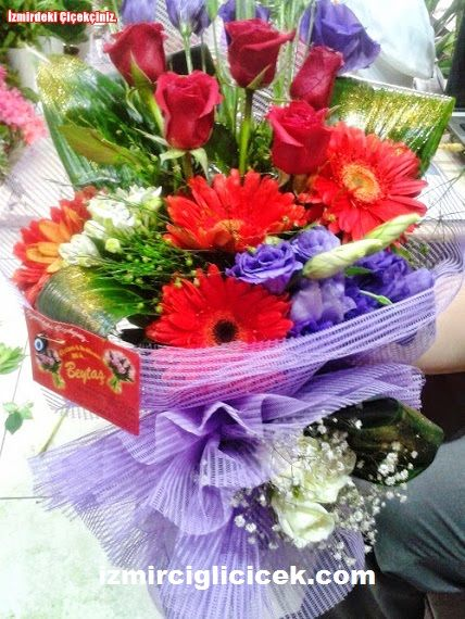 çiğli çiçek