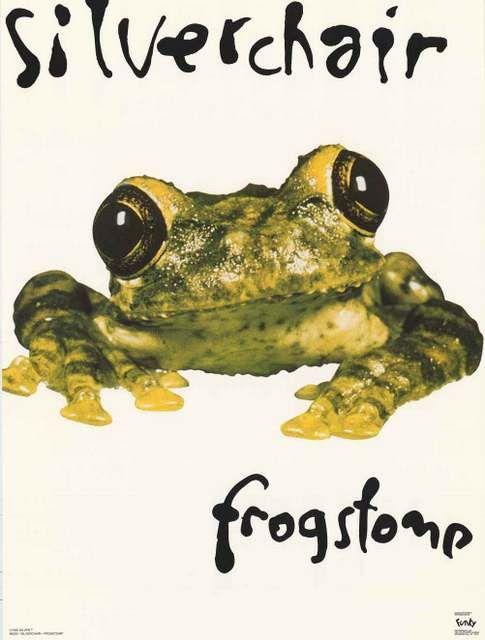 Silverchair Frogstomp Album Cover Poster 22x34 ...