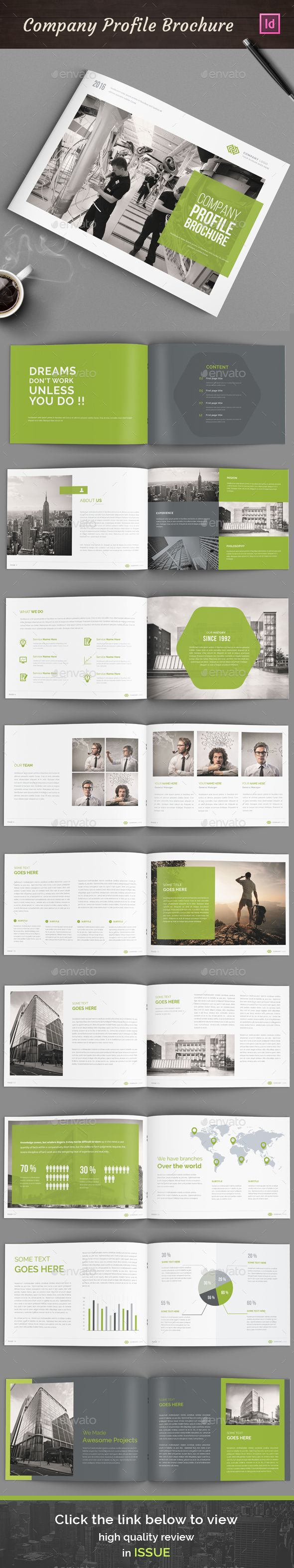Annual Report Brochure • Available here → http://graphicriver.net/item/annual-report-brochure/15434457?s_rank=144&ref=pxcr