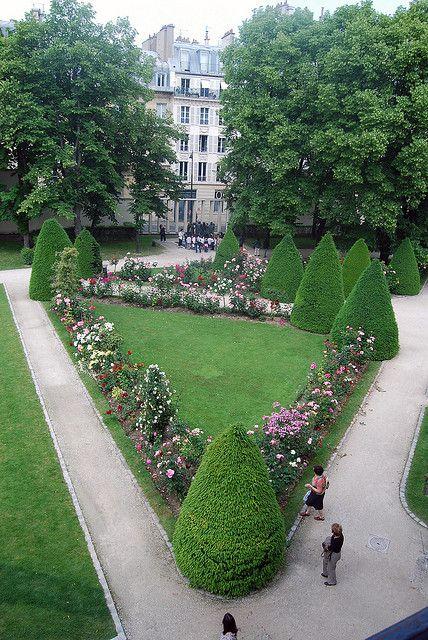The Musée Rodin in Paris, France