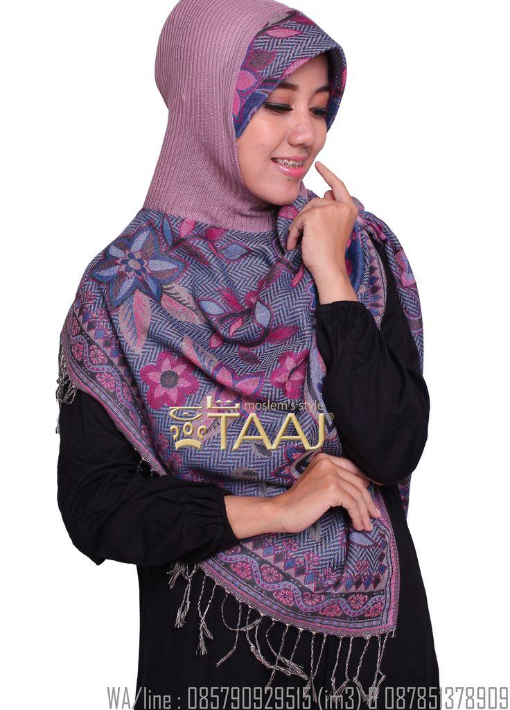 Jilbab Kerudung Pashmina instan FN-PT sms/wa 0821.4284.5152
