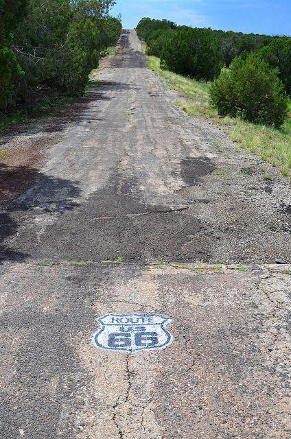old Route 66, Arizona