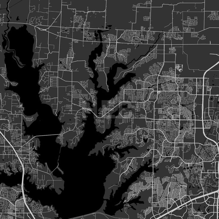Little Elm downtown and surroundings Map in dark version with many details for high zoom levels. This map of Little Elm contains typical landmarks wit... ... #map #download #citymap #areamap #usa #background #clean #city #area #modern #landmarks #ui #ux #hebstreit