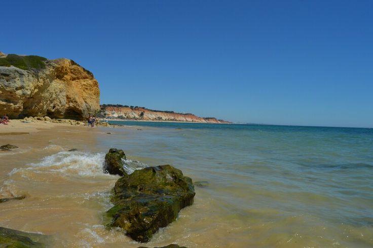 Praia de Olhos d'Água - Albufeira
