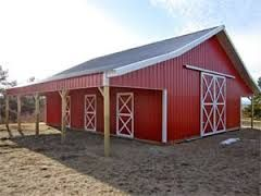 30 X 40 Pole Barn