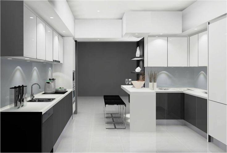 Design Kitchen Cabinet Interior Design Malaysia Modern Kitchen Design Renovation Renova Kitchen Cabinet Interior Modern Kitchen Design Kitchen Cabinet Design