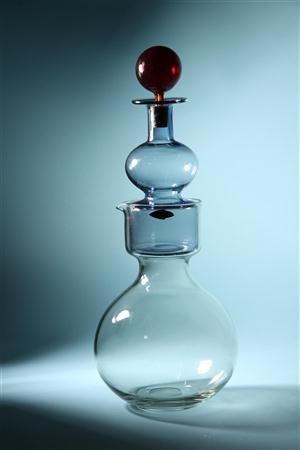 Decanter by Kaj Franck for Nuutajärvi Notsjö