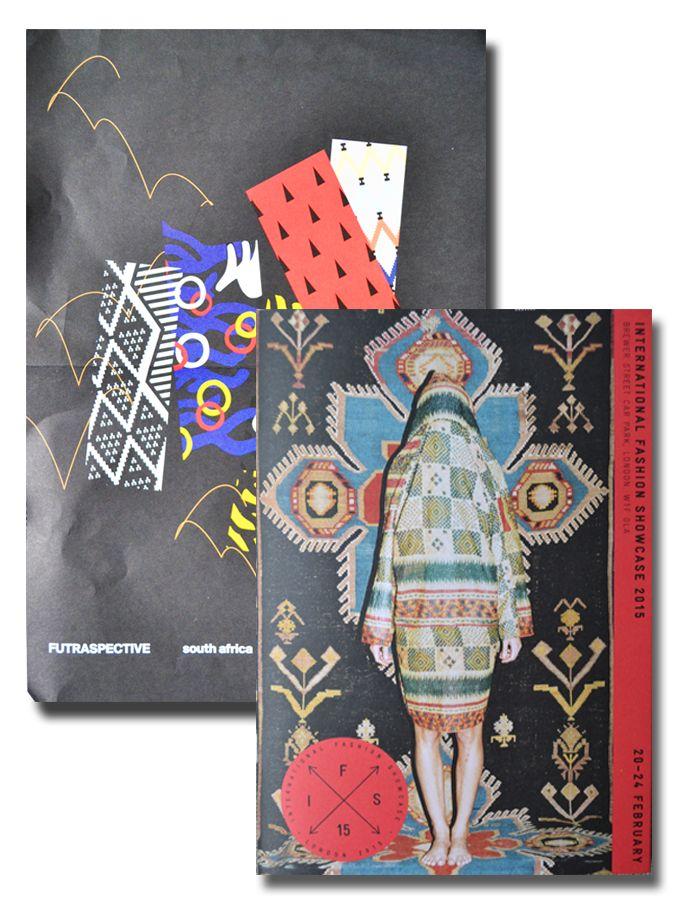 International Fashion Showcase 2015 Guide & FUTRASPECTIVE Poster
