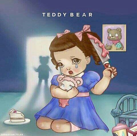 I'm just waiting for the Teddy Bear music video. It's my favorite song by her.