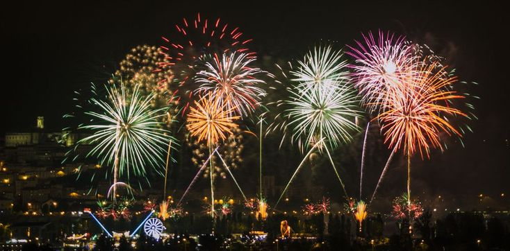 Light, Color and Fireworks II by NunoMiguelValente