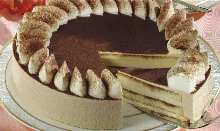 Tort Tiramisu | Bucatarul Sef