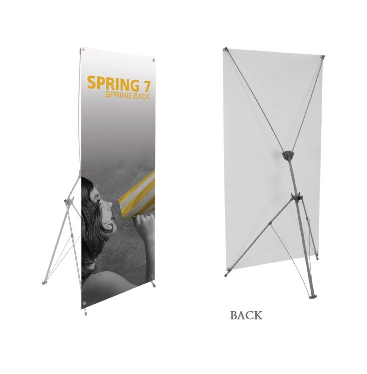 Expo Stands Economy : Best standard economy spring back banner stands