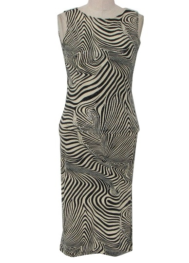 Iu0027d Pay Anything For This Killer Op Art Dress!