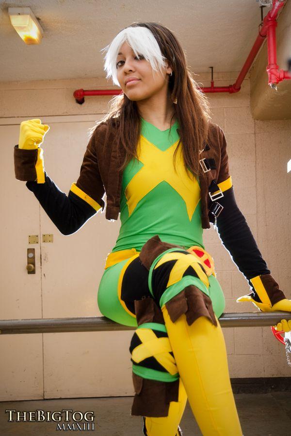 "Character: Rogue Cosplay Series: MARVEL Comics ""X-terior Beauty by RenzokukenXIV"""