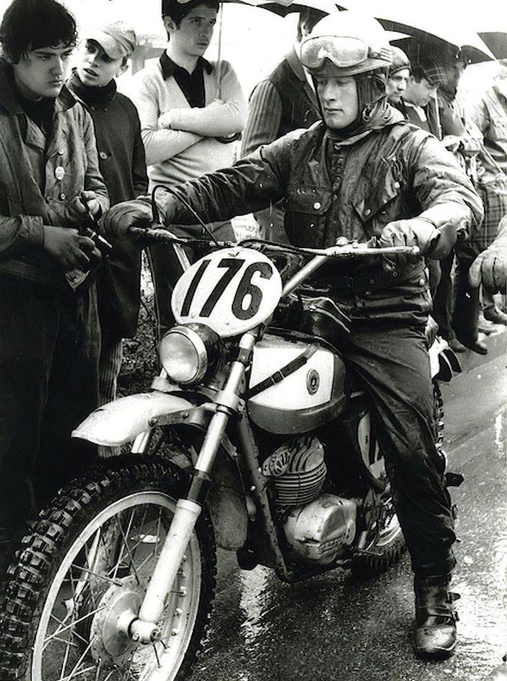 Imerio TESTORI BULTACO Matadero 360 1972