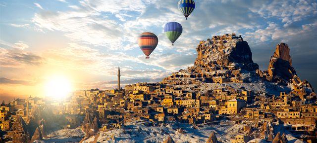 Ferien: 8 Tage Südtürkei inkl. Kappadokien Rundreise und Flügen für 149€ pro Person - http://tropando.de/?p=2251