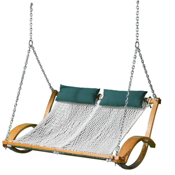 Hammock Swing - want it!