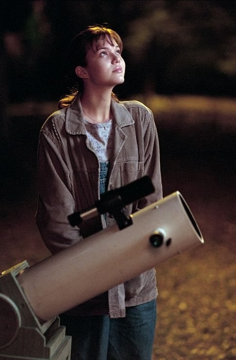 Mandy Moore as Jamie Sullivan in A Walk to Remember. #actresses, #film