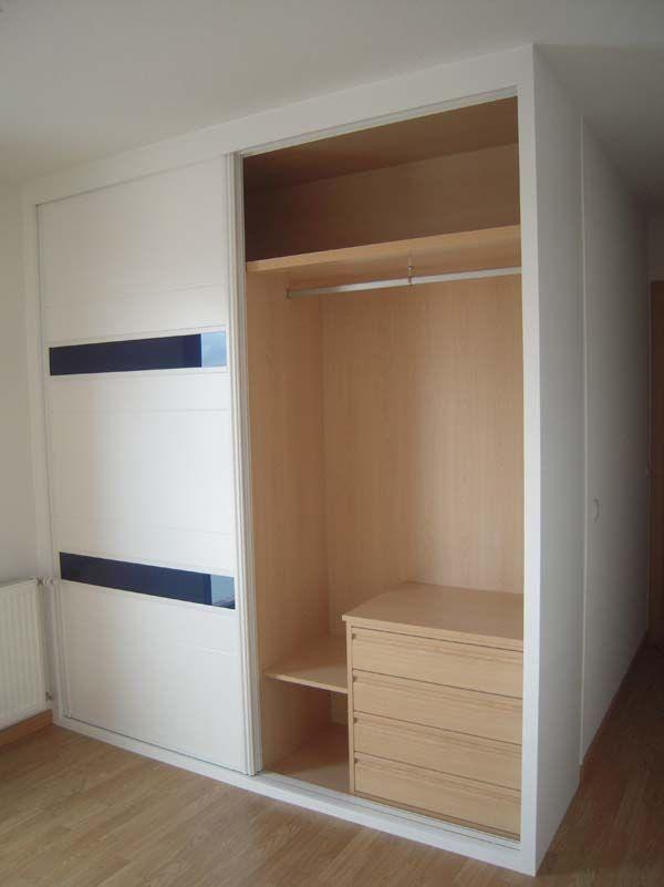 M s de 25 ideas fant sticas sobre interior armario - Armarios empotrados interiores ...