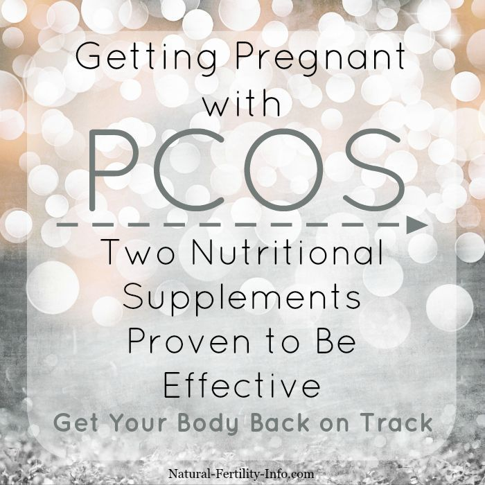 Promising research is proving there may be a natural way to support women with polycystic ovarian syndrome, or PCOS, in managing insulin levels. Myo-Inositol and D-chiro-inositol are worth learning more about! #NaturalFertility
