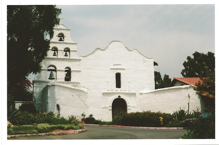 Mission San Diego de Alcala, CA.  DSMc.2002