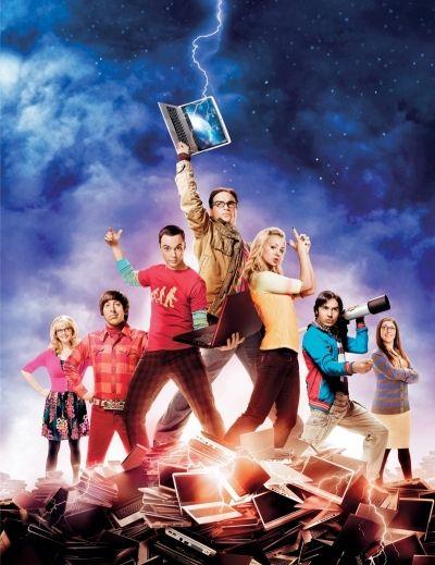 Теория большого взрыва (сериал 2007 - ...) / The Big Bang Theory (2007) HDTVRip (720p)