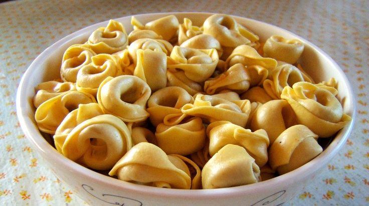 Receta de ensalada de tortellini
