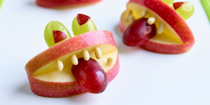 Pom'monstres aux raisins