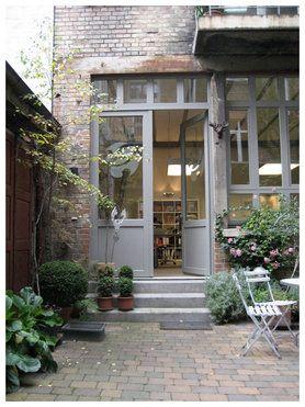 Terrasse Innenhof                                                                                                                                                                                 Mehr