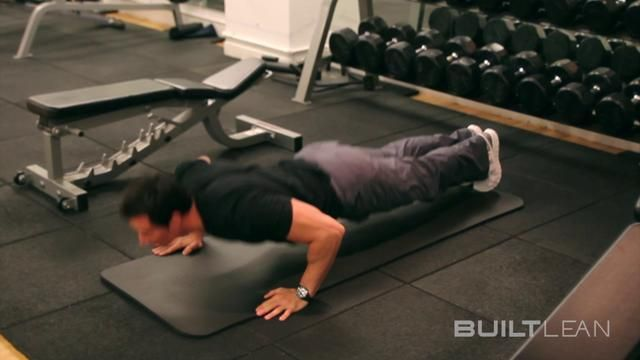 Creating the perfect fat burning workout via @BuiltLean #fitfluential