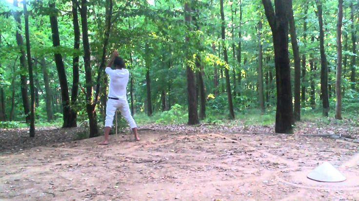 Adam Michal - Martial Arts 03/07/2015 - Forests Troja Prague