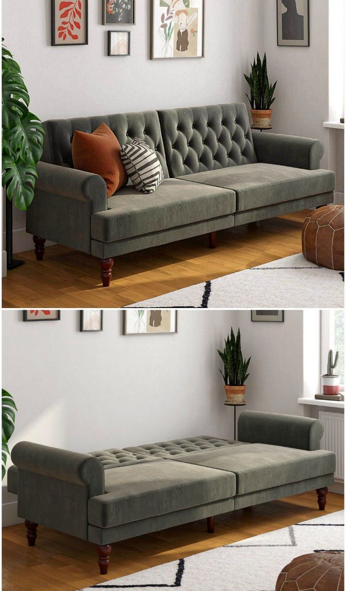 12 Cheap And Stylish Sofa Beds All Under 400 Beds For Small Spaces Sofa Sofa Bed