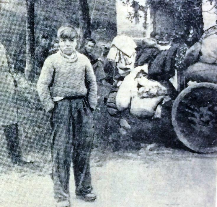 Los marinos británicos que fueron testigos del Bombardeo de Gernika