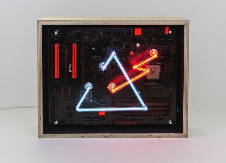 Browse products sold by SPECTROSCOP in our Tictail shop. Neon light - electronics - lighting object