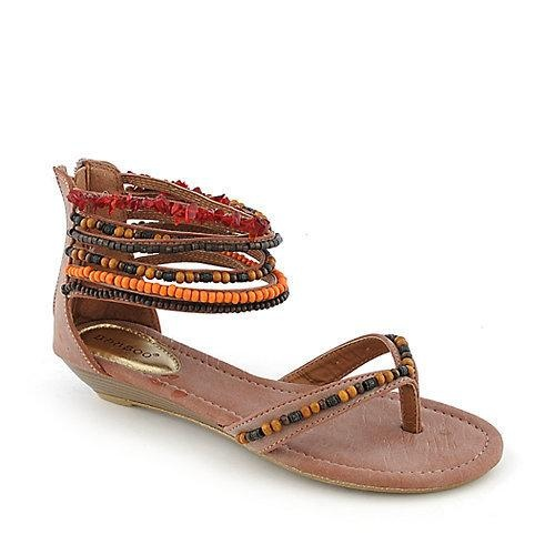 Bamboo  #shoes #wedge #sandals  $20