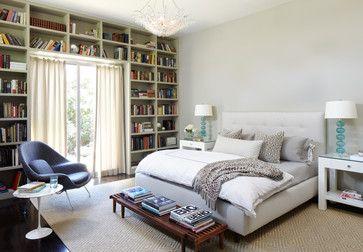 Rosedale Bungalow retro-dormitorio