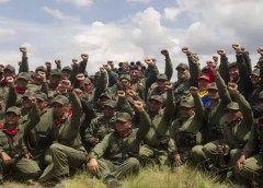Ejército venezolano le dará lealtad incondicional a Maduro
