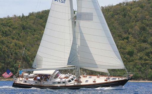 62' Little Harbor 1982 with Luke Brown Yachts. Price Reduced to $524,000. Contact Steve Deane 954-224-4572 Steve@Lukebrown.com http://www.lukebrownyachts.com/listings/62-wanderer-little-harbor-1982/105544
