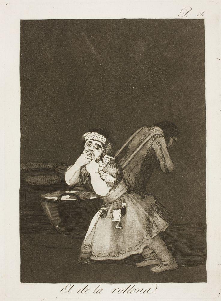 Capricho № 4: El de la Rollona (Nanny's boy)